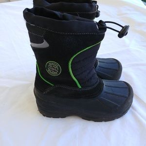 ❄Totes snow boots size 12 like new!!❄